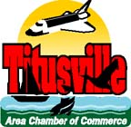 Titusville Area Chamber of Commerce logo