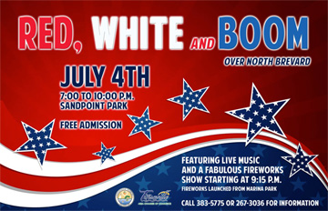 Titusville's Independence Day celebration.