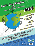 Join us at Earth Day in Titusville
