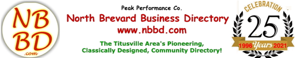 To North Brevard Business & Community Directory homepage