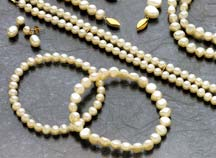 Pearls from Diamond Connection