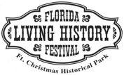Florida Living History Festival at Fort Christmas