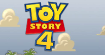 The Toy Story 4 flyer.