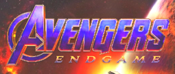 The Avengers: End Game flyer.