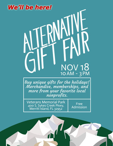 Alternative Gift Fair
