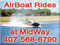 To Midway Airboat Rides information.